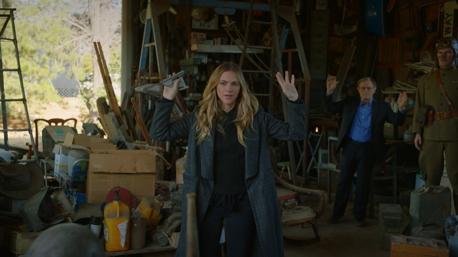 Emily Wickersham, Black Jeans- NCIS S15E17