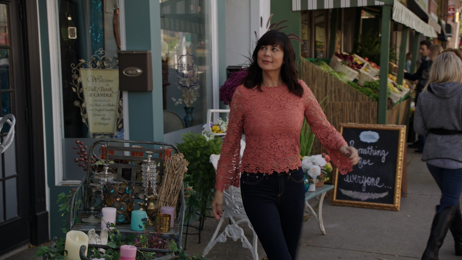 Catherine Bell, Bailee Madison- Good Witch S04E02-E03