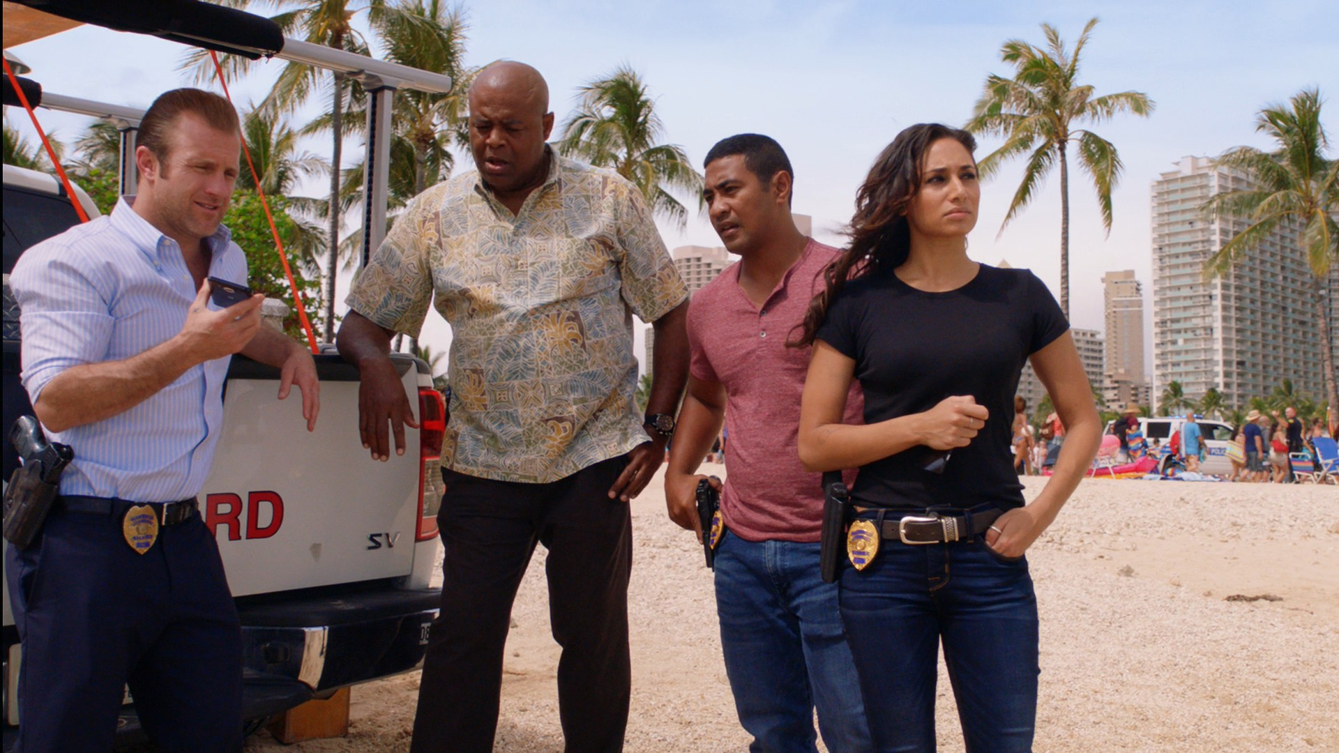 Meaghan Rath- Hawaii Five 0 S08E25 (Season Finale)