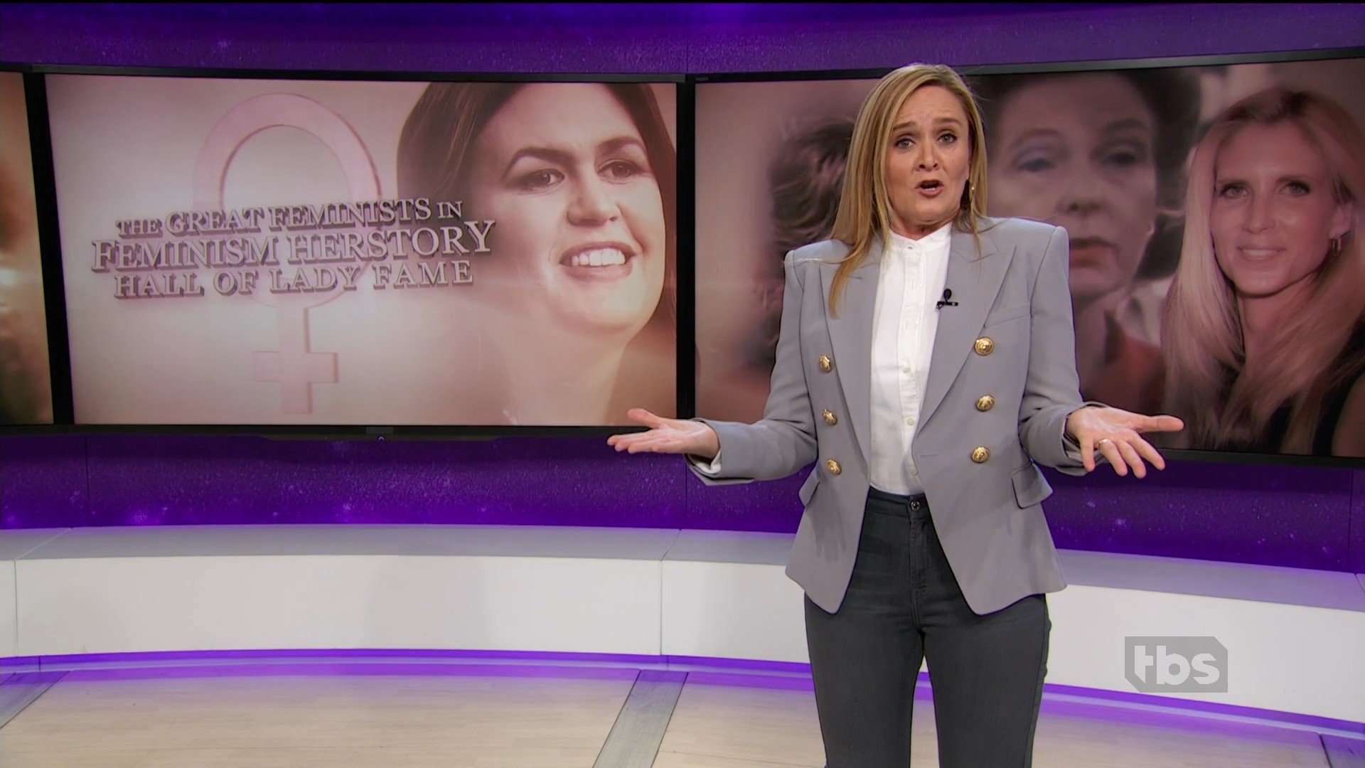 Full Frontal With Samantha Bee- S03E06-E08