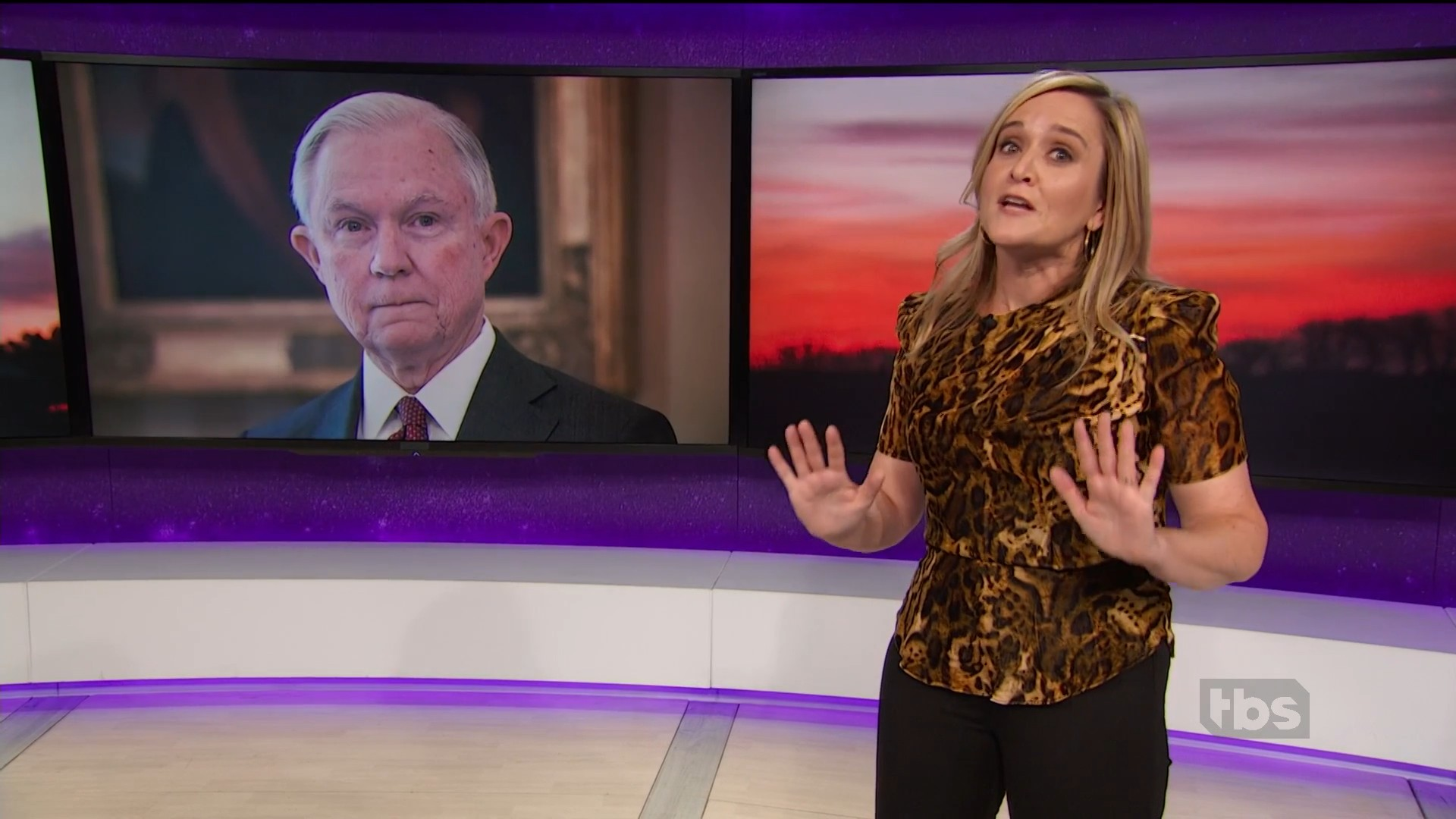 Full Frontal With Samantha Bee- S03E11-E12