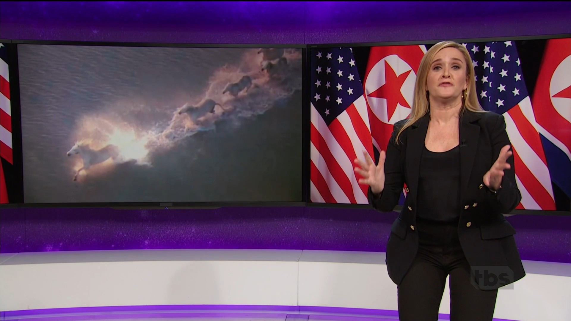 Full Frontal With Samantha Bee- S03E13-E14