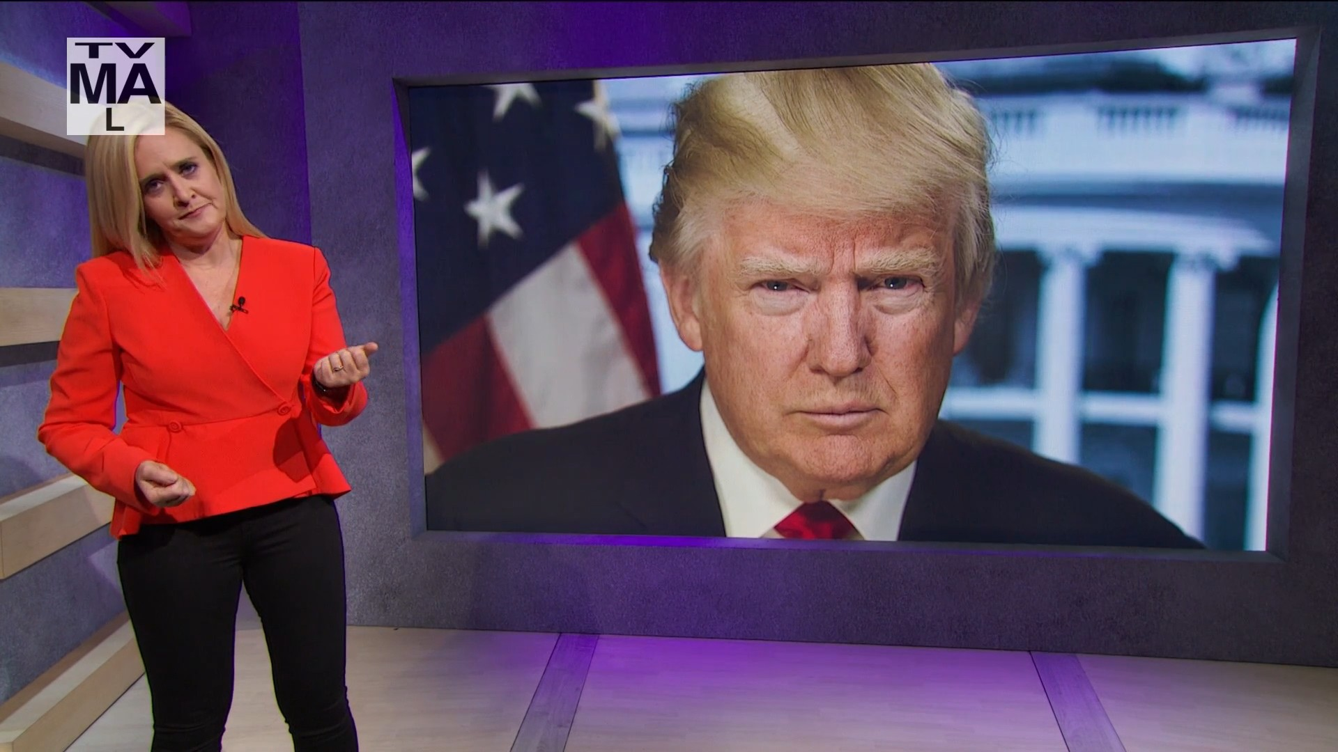 Full Frontal With Samantha Bee- S03E23