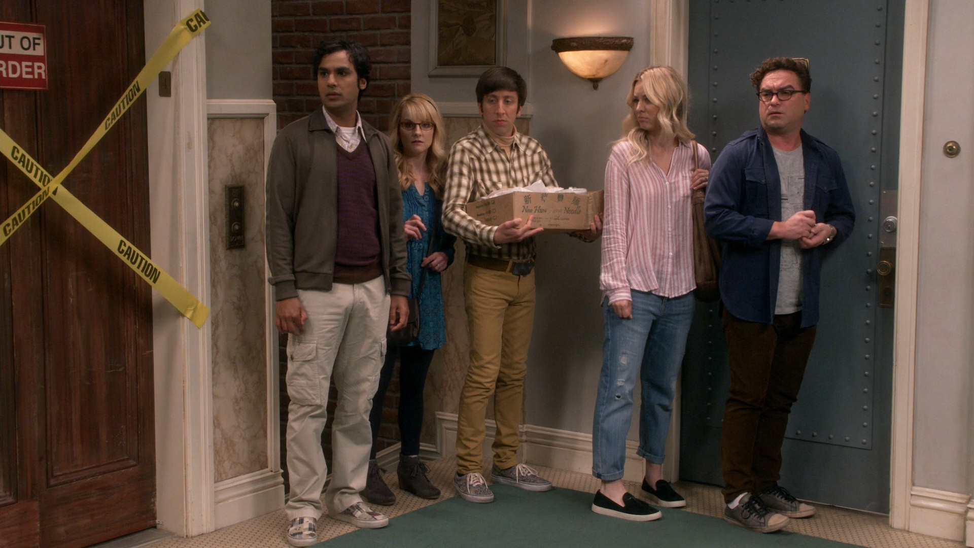 big bang theory s12e01- the conjugal configuration  season premiere
