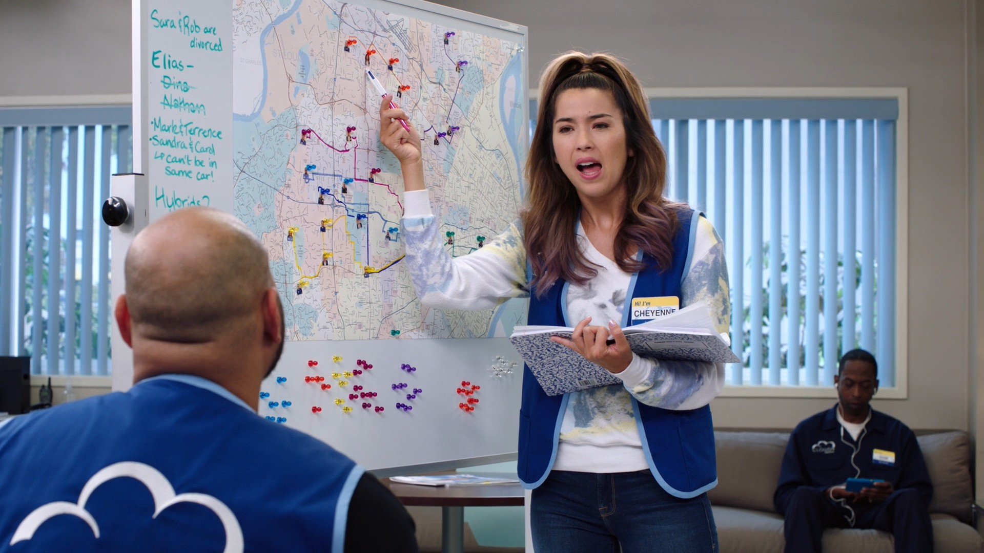 Superstore- S04E03 ( Toxic Work Environment)