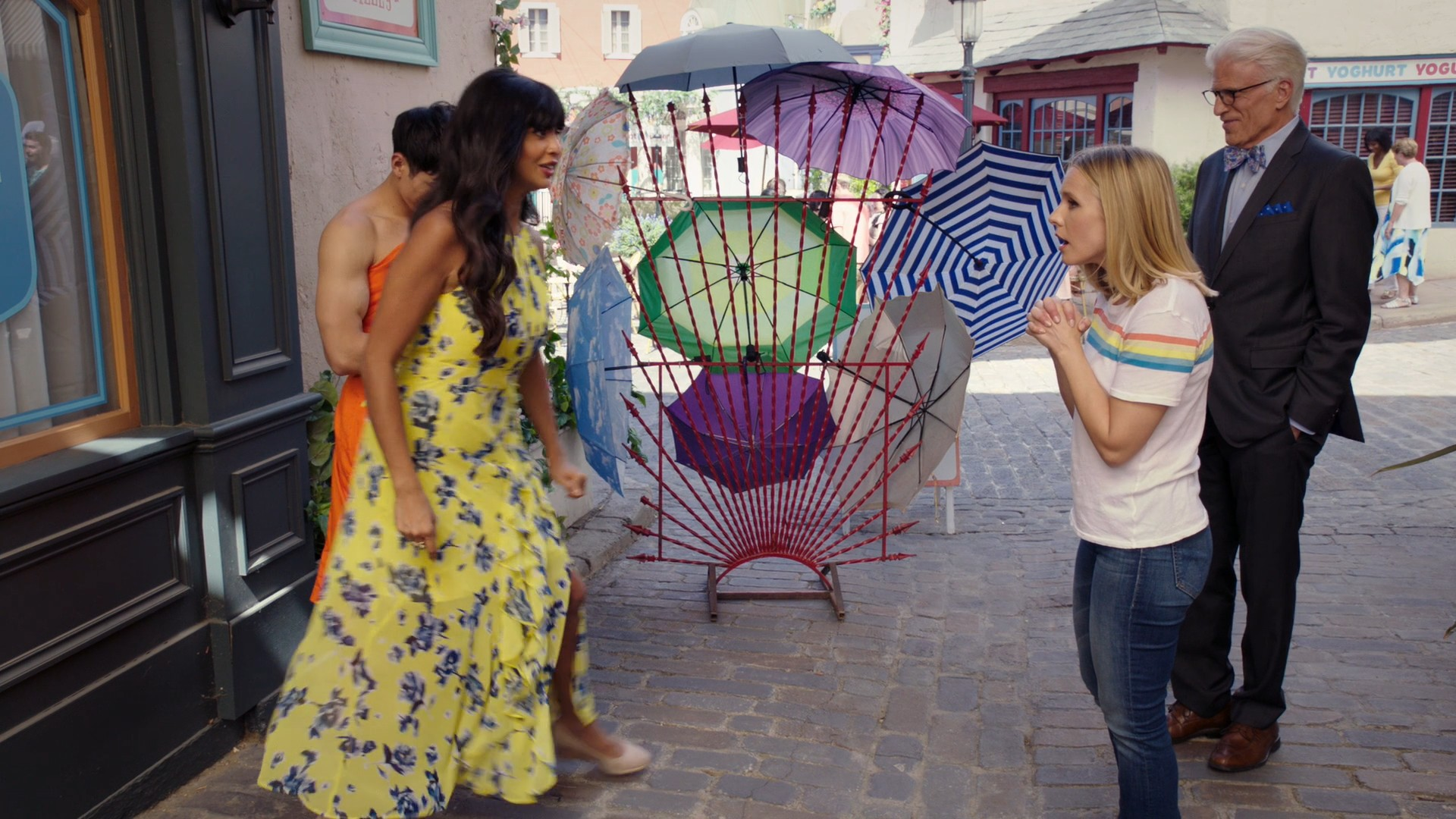 kristen Bell- The Good Place S03E13 (Season Finale)
