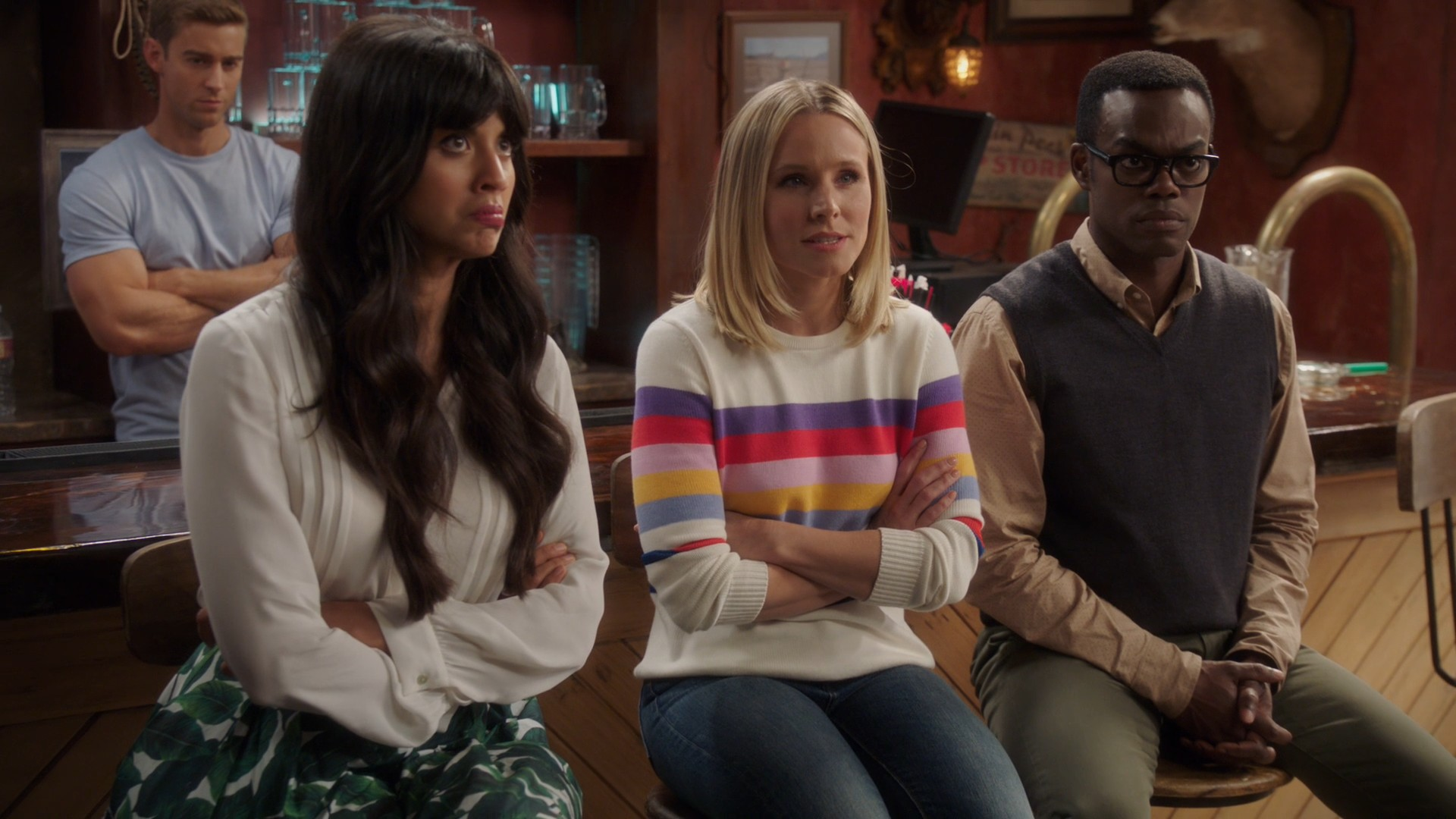 Kristen Bell- The Good Place S03E08-E09