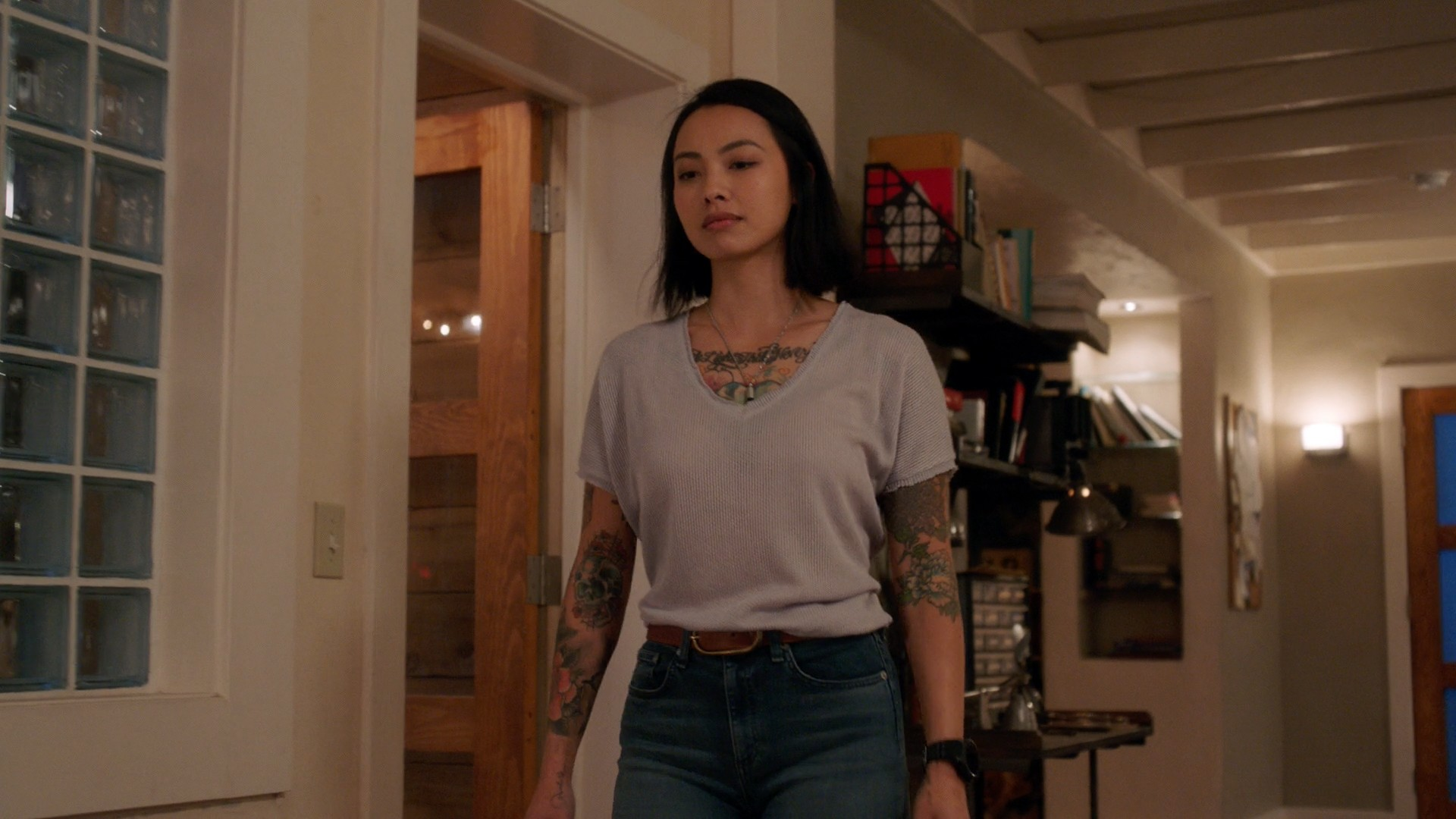 Tristin Mays, Meredith Eaton, Levy Tran- MacGyver S03E15