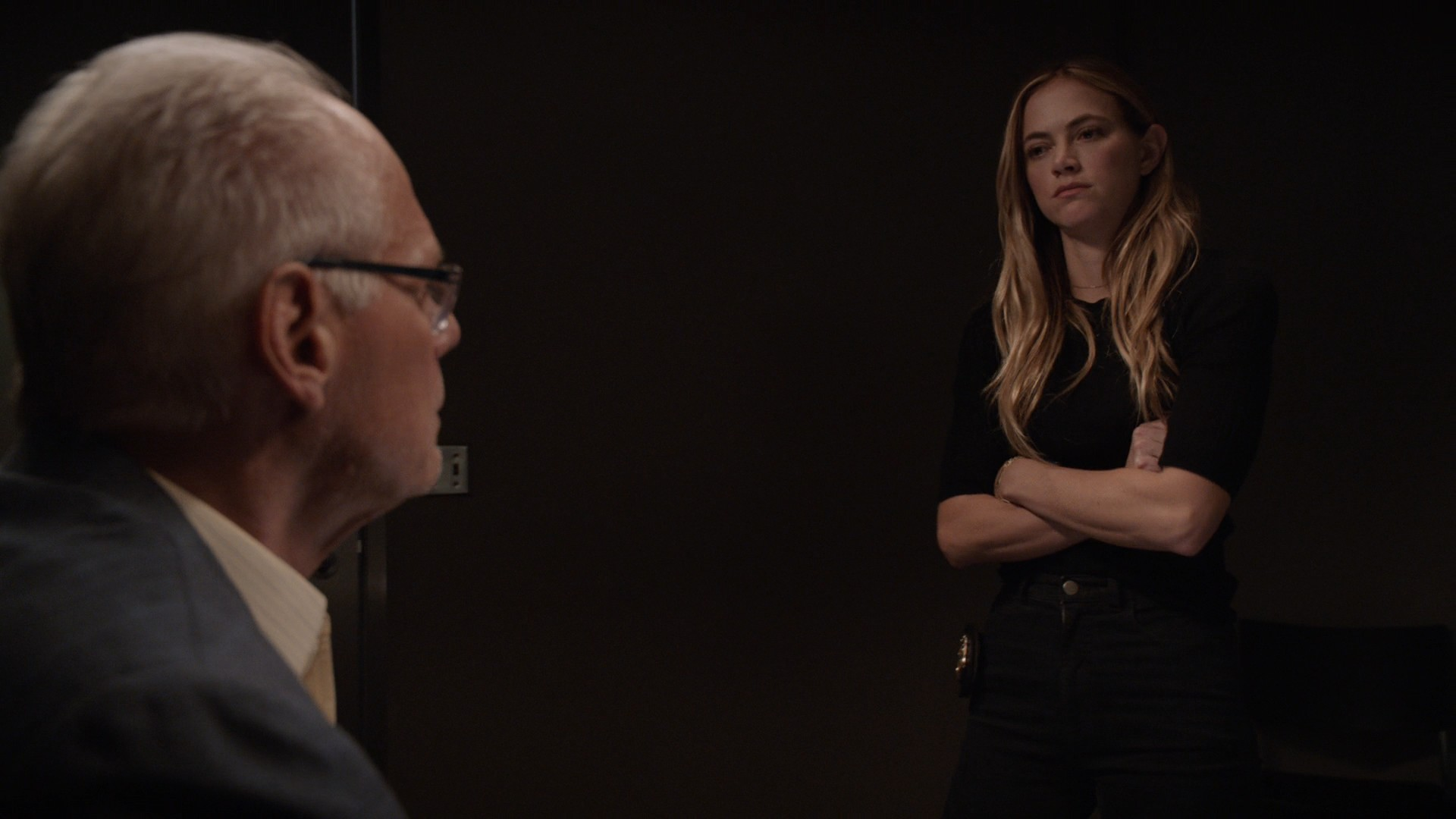 Emily Wickersham- NCIS S16E05-E06