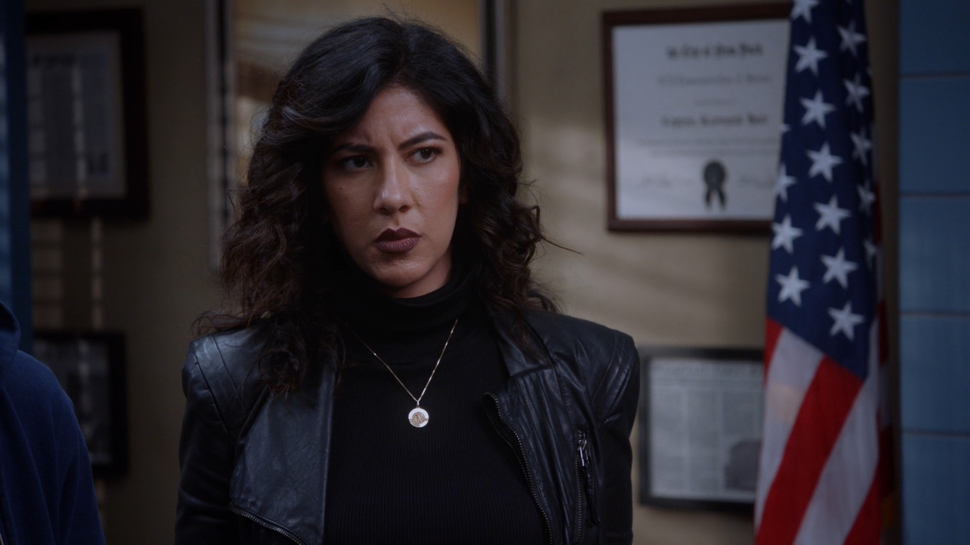 Stephanie Beatriz- Brooklyn Nine Nine S06E14