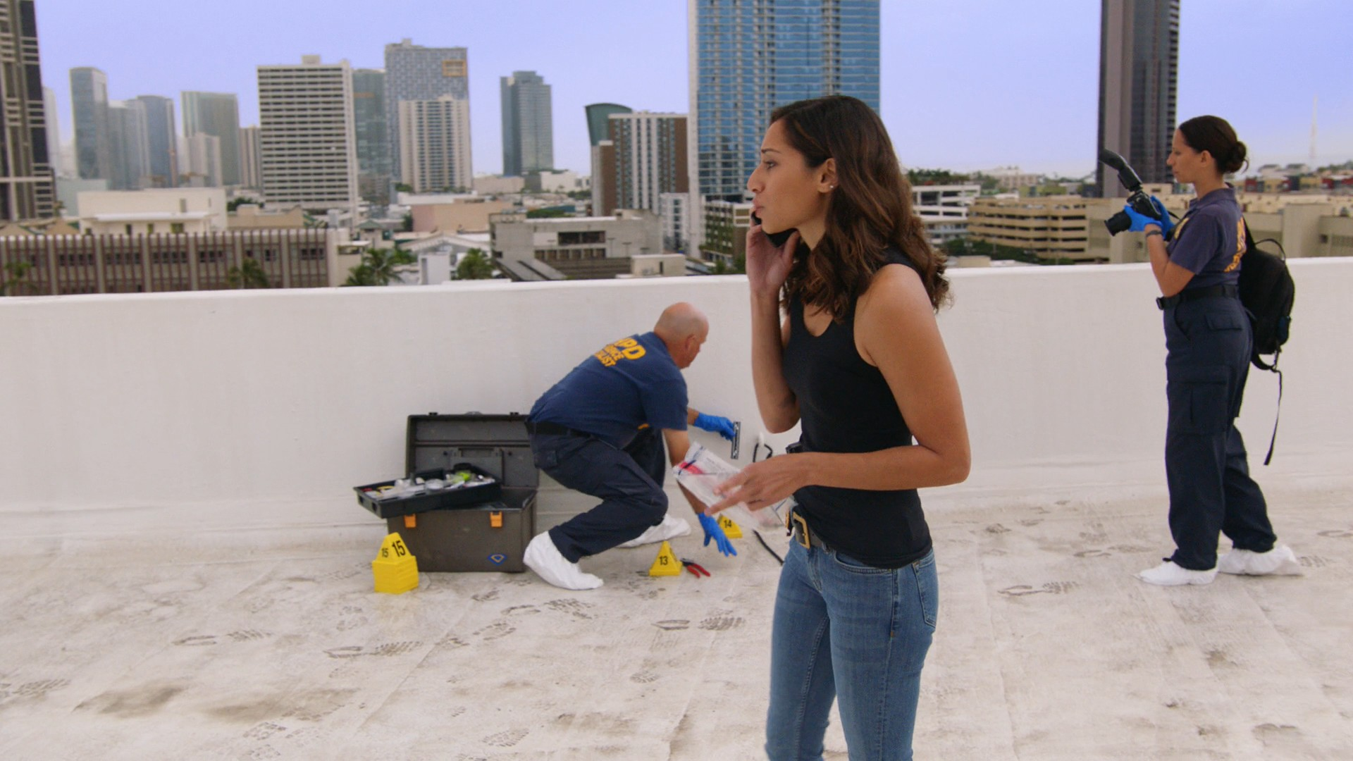 Meaghan Rath- Hawaii Five – 0 S09E19