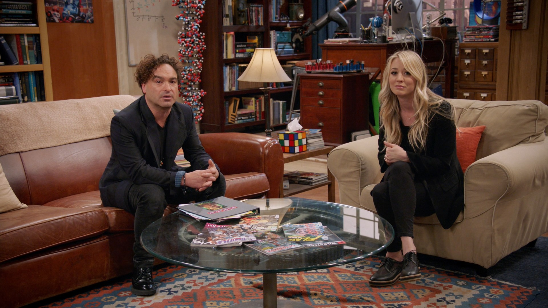 Kaley Cuoco- Big Bang Theory S12E24 (Unraveling the Mystery: A Big Bang Farewell)