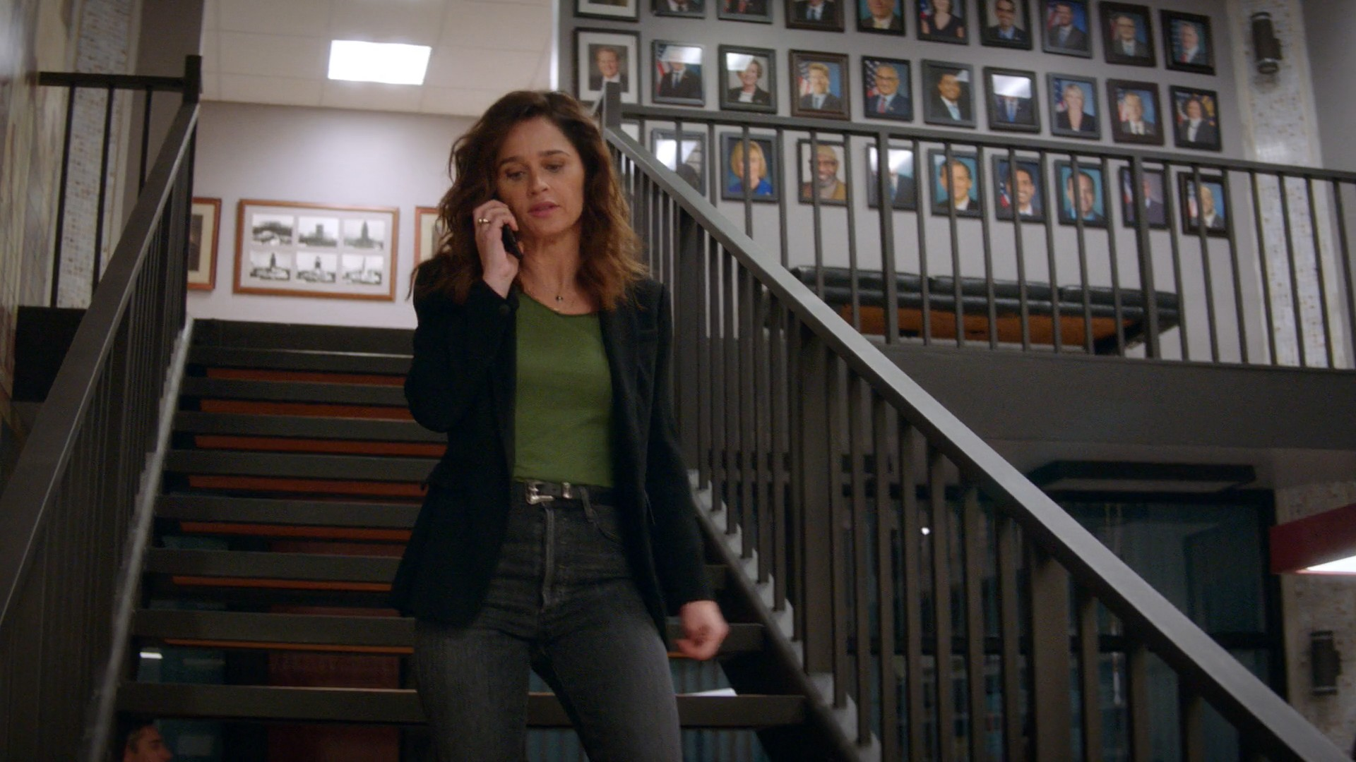 Robin Tunney- The Fix (Series Finale)