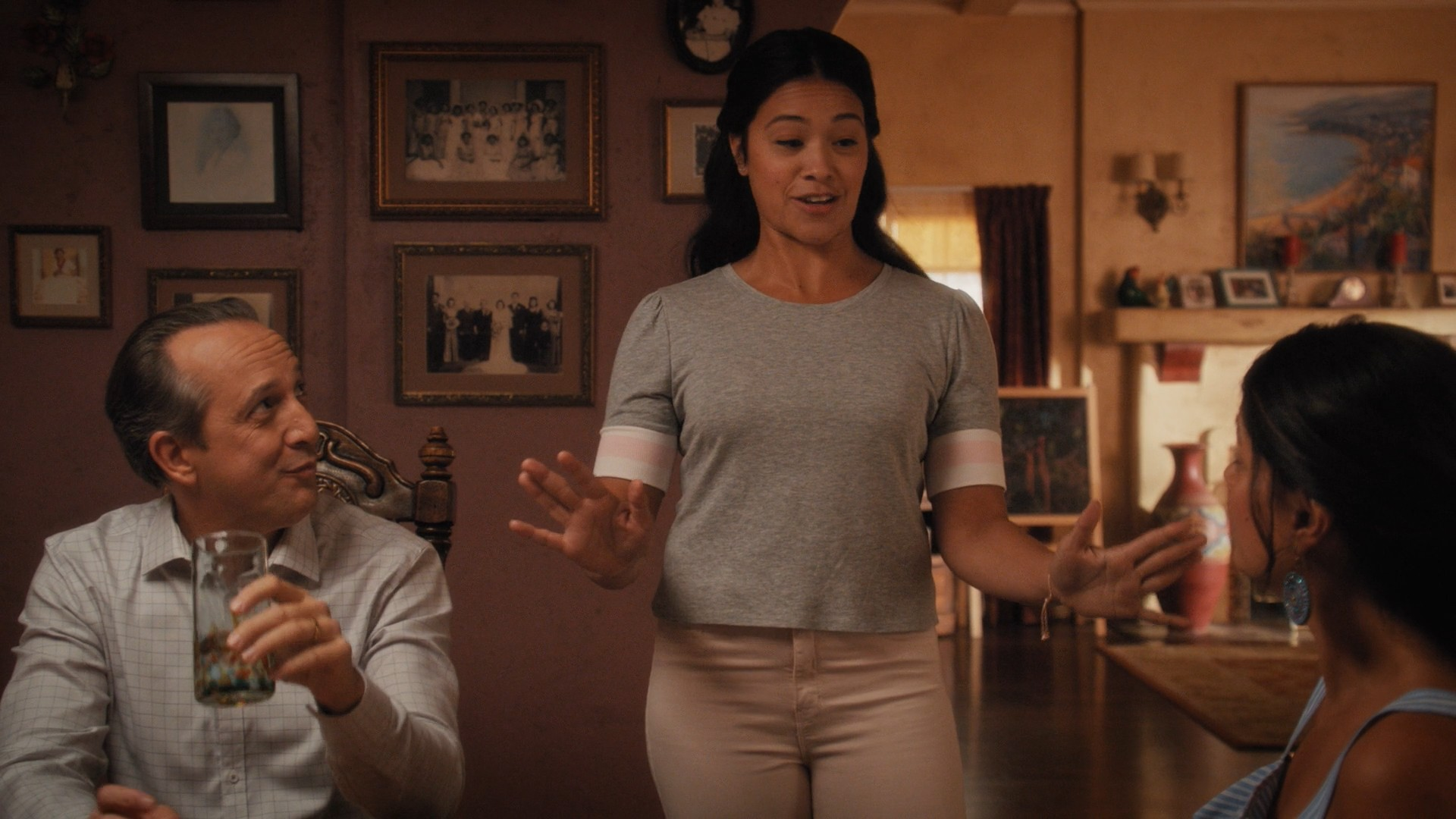 Gina Rodriguez, Yael Grobglas- Jane The Virgin S05E08-E09